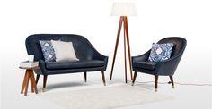 bankje vintage leer made.com design bestseller- Best of MADE.COM - Wonen voor Mannen