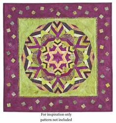 Additional Images of Ricky Tims' Kool Kaleidoscope Quilts by Ricky Tims - ConnectingThreads.com