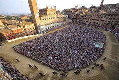 Arquitectura gótica italiana | Catedral de Siena | Piazza del campo