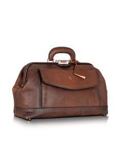 Pratesi Genuine Leather Doctor Bag Leather Backpack 68eb533a3726b