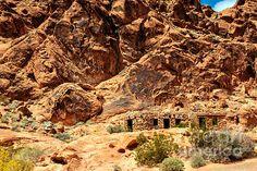 Stone Cabin  :at http://robert-bales.artistwebsites.com/