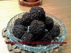 New Year's Cake, Chocolate Truffles, Dessert Recipes, Desserts, Greek Recipes, Cabbage, Food And Drink, Sweets, Cookies