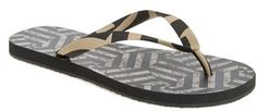 Men's Gucci 'Bedlam' Flip Flop