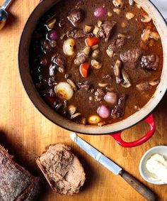 classic French beef stew