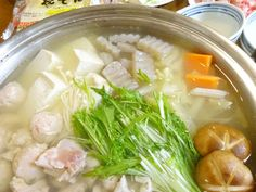 だしまで飲み干す*さっぱり!塩鍋の画像 Asian Recipes, Ethnic Recipes, Japanese Food, Japanese Recipes, Food And Drink, Soup, Cooking, Foods, Kitchen