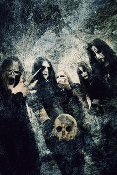 Dark Funeral True Swedish Black Metal!!