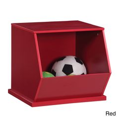 Wooden Stackable Storage Cubby - Overstock™ Shopping - Great Deals on K and B Furniture Co Inc Kids' Storage