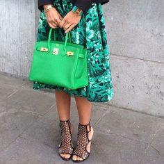 Love how fashionista Camelia styled