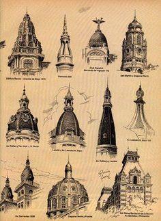 BUENOS AIRES, la ciudad de las cúpulas (y los pináculos) - SkyscraperCity