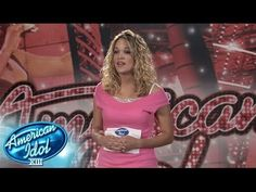Carrie Underwood's First Audition - AMERICAN IDOL SEASON XIII