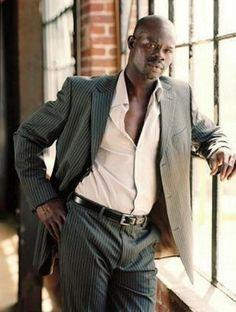 "Kolo Nass (Djimon Hounsou) Cardinal, Director of Vatican Intelligence # Tone Martin's ""Soft Comes the Wolf"" (suspense-thriller) Spring 2013 My Black Is Beautiful, Black Love, Black Men, Beautiful Men, Beautiful People, Djimon Hounsou, Black Actors, Black Celebrities, Fine Men"