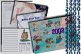 Make a calendar using some of these calendar ideas
