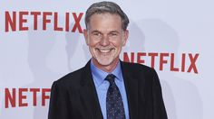 Netflix CEO Reed Hastings accuses theater owners of strangling the movie business by refusing to budge on windows to allow streaming of films soon after release