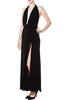 Maxi Slits Dress