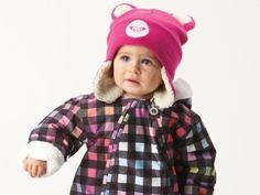 5 Things to Consider when Buying Baby Winter Outerwear . Winter Baby Clothes, Baby Winter, Winter Gear, Winter Hats, Canadian Winter, Winter Is Coming, Winter Looks, Our Girl, Kids Fashion