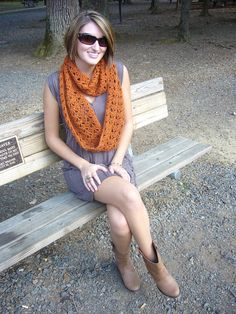 The Seraphina Cowl PDF Crochet Pattern by ahimsahousedesigns, $4.99