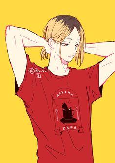 Kenma Kozume, Kuroken, Haikyuu Fanart, Haikyuu Anime, Haikyuu Characters, Anime Characters, Handsome Anime Guys, Anime Shows, Animes Wallpapers