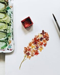 Aquarellmalerei Loose Watercolor Florals  Hyazinthe Floral Watercolor, Florals, Inspiration, Watercolor Painting, Floral, Biblical Inspiration, Flowers, Inspirational, Inhalation
