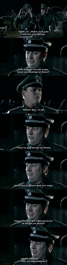 A nazi has a realization   http://ift.tt/2fefcFR via /r/funny http://ift.tt/2fBiWW2  funny pictures