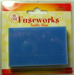 Fuseworks Opalescent 90 COE Fusible Glass, Blue, * You can find more details by visiting the image link. How To Clean Diffuser, Fused Glass Supplies, How To Grow Eyelashes, Packing For A Cruise, Suitcase Packing, Diy Sweatshirt, Unique Hoodies, Sewing Stores, Frames On Wall