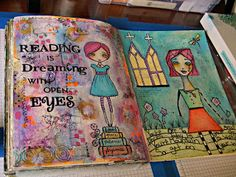 TWISTED FIGURES: Another Journal Page