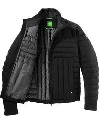 BOSS Green | Down Jacket 'Jessino' | Lyst