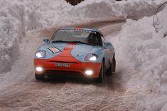 Racing Gulf Barchetta