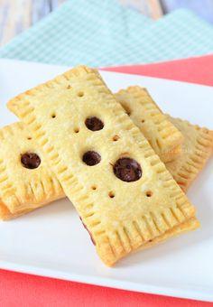 Nutella pop tarts - Laura's Bakery