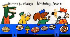 maisy mouse birthday party - Google Search
