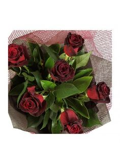 Half Dozen Red Roses - Auckland Only - Bestow Men And Babies, Best Gift Baskets, Dozen Red Roses, Beautiful Gifts, Auckland, Valentine Day Gifts, Baby Gifts, Gifts For Her, Bouquet