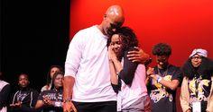 How Football Legend Jason Taylor Empowers Kids