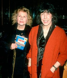 Lily Tomlin and Jane Wagner married Dec. 31 2013 after being together for 42 years.