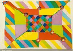 Walter Battiss (1906 - 1982) | Abstract Art | Marabaraba Walter Battiss, Art Informel, South African Artists, Art Database, Fashion Art, Abstract Art, Symbols, Shapes, Painting