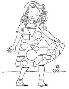 Geometri şekiller Preschool Worksheets, Kindergarten Activities, Classroom Activities, Learning Activities, Preschool Activities, Mathematics Geometry, Teaching Geometry, Teaching Shapes, Math For Kids