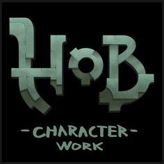 Hob Character Work, Jeremy Miller on ArtStation at https://www.artstation.com/artwork/nzk26