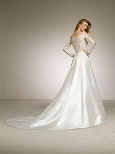 original wedding dress design