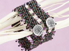 Claudia Bracelet, it's cute but I think just a single row bracelet would be better