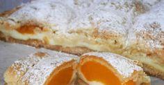 Swojego czasu często robiłam szarlotkę z budyniem  - ostatnio naszła mnie ochota na takie ciasto, ale jak na złość nie miałam jabłek. Za to ... Delish, French Toast, Food And Drink, Bread, Breakfast, Morning Coffee, Brot, Baking, Breads