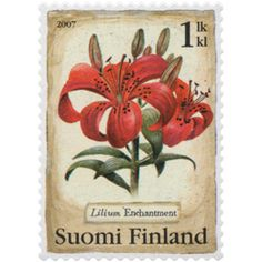 Finland, Rooster, Paper, Denmark, Plants, Stamps, Animals, Beautiful, Seals