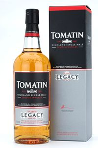 Just added the tasting notes for the new Tomatin Legacy single malt to the WhiskyCast web site...