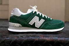 New Balance 574 Green ML574GGE