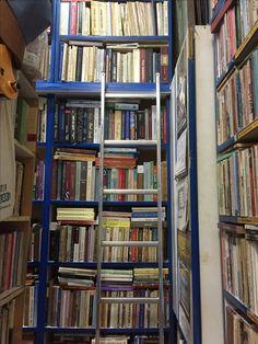 Second-hand bookshop - Kadikoy, Istanbul
