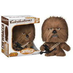 Star Wars Fabrikations Chewbacca Figure