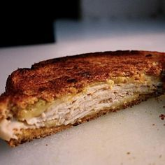 Sandwich Recipe: Turkey-Dijon Toastie - Healthy Lunch Recipes: Top 10 Sandwiches Under 300 Calories - Shape Magazine - Page 7