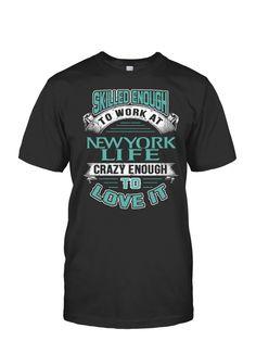 New York Life Insurance Company T-Shirts
