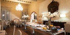 Take advantage of the sumptuous breakfast spread before heading out each morning. #Jetsetter
