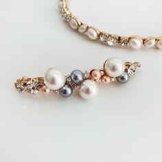 Handmade Hair Accessories, Hair Accessories For Women, Leopard Hair, Hair Grips, Hair Decorations, Hair Beads, Hair Jewelry, Beaded Bracelets, Pearls