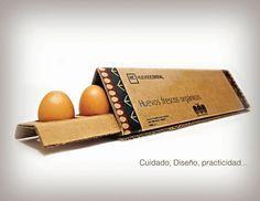 Egg packing
