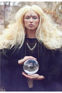 fortune teller fashion!