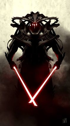 Darth Vader redesign by The Art of Nagy Norbert #